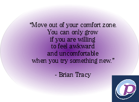 Uncomfortable In Your Comfort Zone