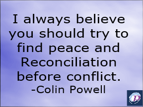 Conflict With Your Colleagues