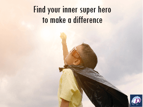 You Are A Superhero!
