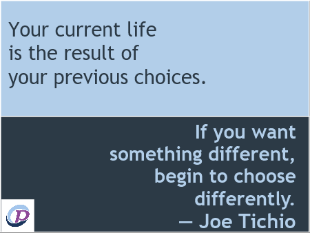Are They Choices Or Habits?