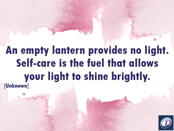 Make Self-Care Easier